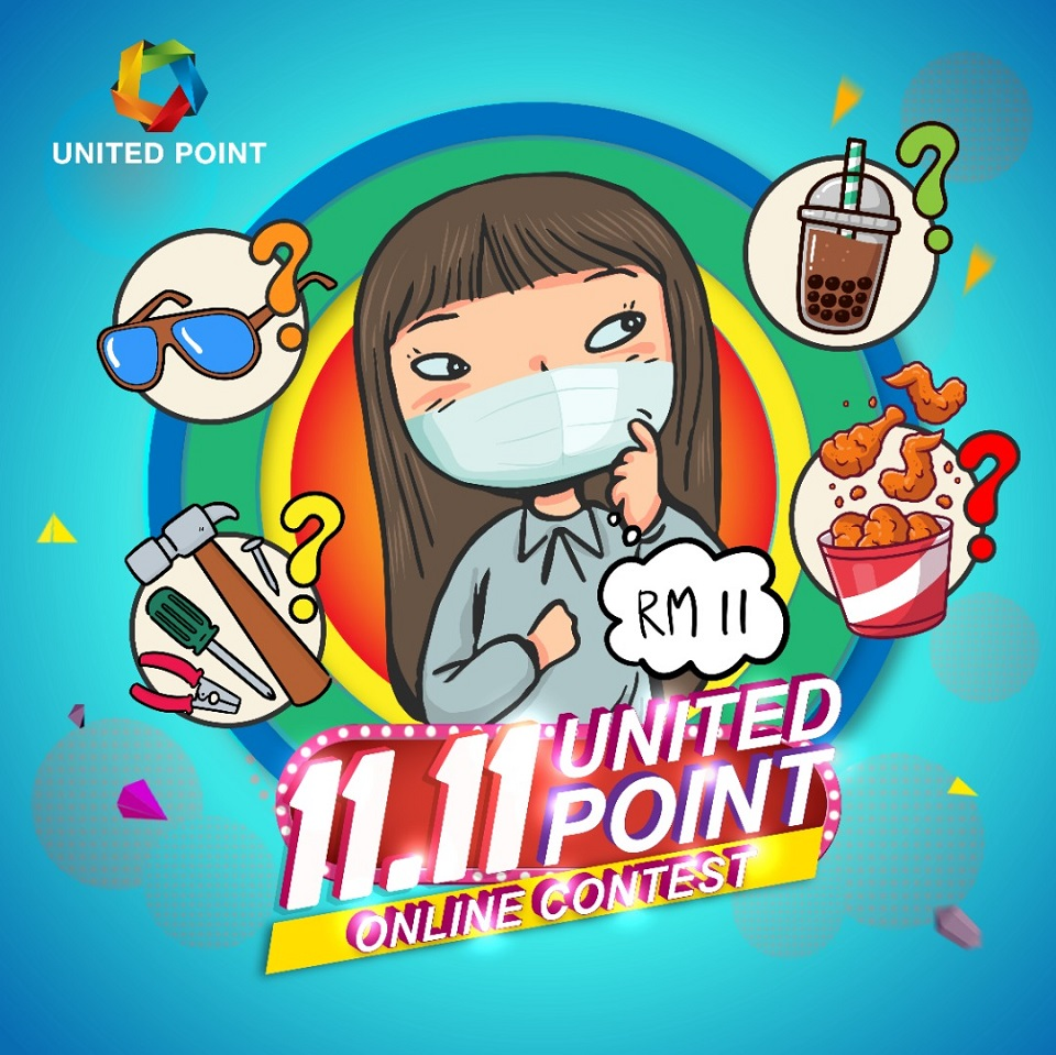 11.11 United Point Online Contest