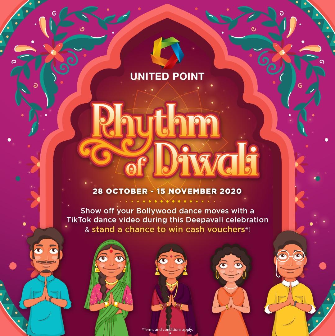 Rhythm Of Diwali