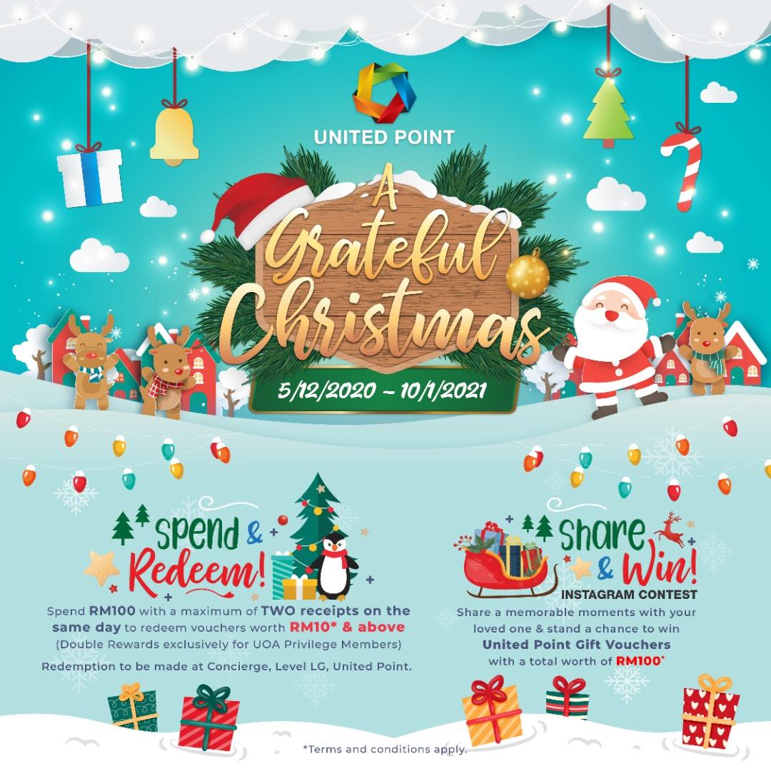 A Grateful Christmas Campaign