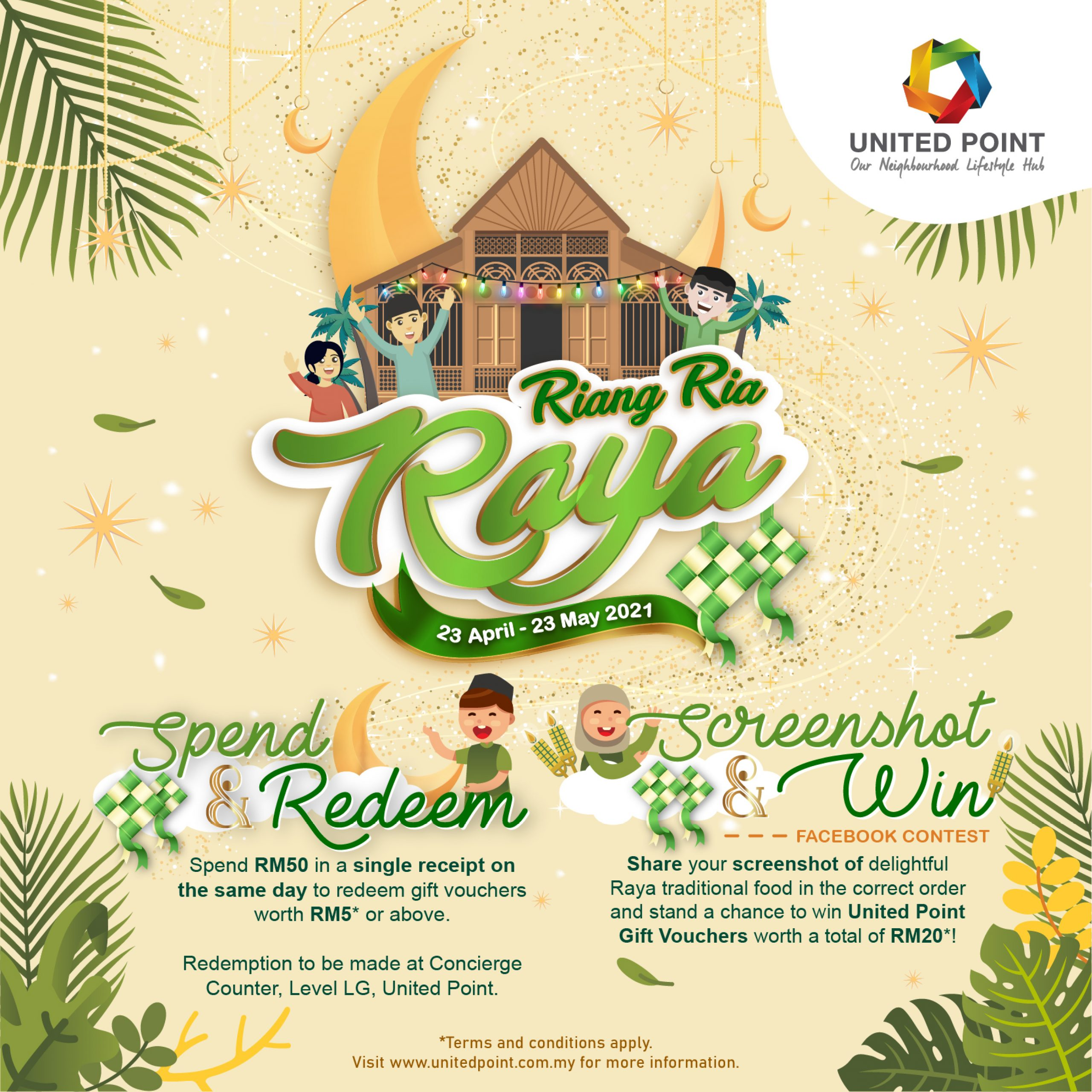 Riang Ria Raya Campaign